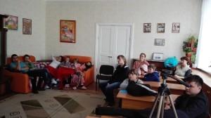 Общее дело в гостях у Детского дома города Пятигорска Ставропольского края