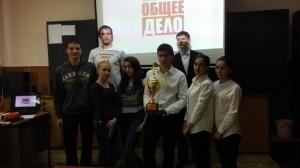Общее дело в школе №1 станицы Ессентукской Предгорного района Ставропольского края