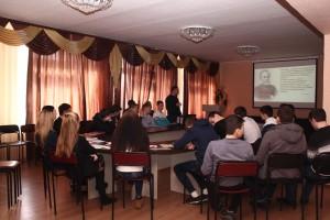 Общее дело в Димитровградском Механико-технологическом колледже молочной промышленности Ульяновской области
