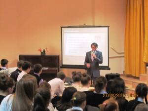 Общее дело в школе №15 города Нефтекамск республики Башкортостан
