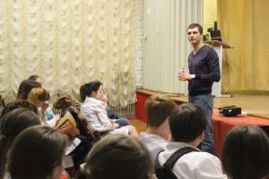 Общее дело в Костромском медицинском колледже