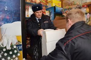 Волонтерами Общего дела выявлен факт продажи водки несовершеннолетнему