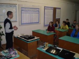 Общее дело в Пановской школе Палехского района Ивановской области