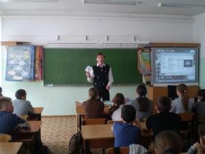 Общее дело Васильевской школе Шуйского района Ивановской области