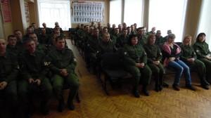 Общее дело в в/ч 3734 города Воронежа