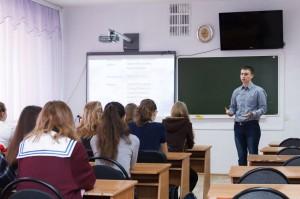Общее дело в школе №17 города Волжский Волгоградской области