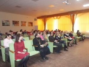 Общее дело на педагогическом совете школы №30 города Волжский Волгоградской области