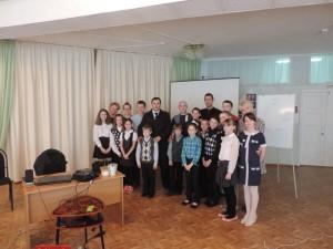 Общее дело в ухтинском социально-реабилитационном центре республики Коми