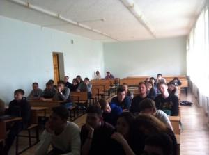 Общее дело в Волжском филиале Московского энергетического института города Волжский Волгоградской области
