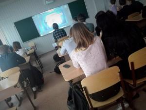 Общее дело в школе №25 города Сургут ХМАО