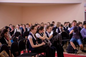 Общее дело в школе №32 города Сургут ХМАО