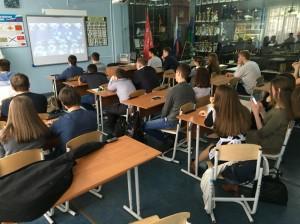 Общее дело в школе №3 города Нягань ХМАО