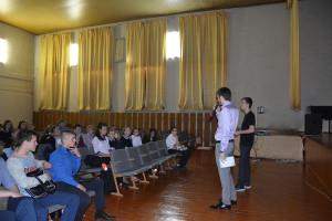Общее дело в Беломестненской школе Белгородского района Белгородской области