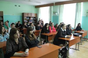 Общее дело в в Томаровской СОШ №2 Яковлевского района Белгородской области