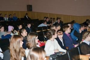 Общее дело в Северной школе №2 Белгородского района Белгородской областиОбщее дело в Северной школе №2 Белгородского района Белгородской области