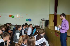 Общее дело в Беловской школе Белгородского района Белгородской области