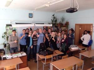 Общее дело в школе №19 города Волжский Волгоградской области