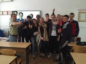 Общее дело в школе №27 станицы Советской Новокубанского района Краснодарского края