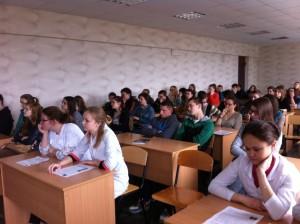Общее дело в Рязанском технологическом колледже