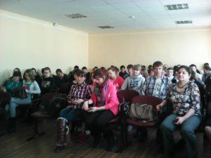 Общее дело в Тугулымском многопрофильном техникуме Свердловской области
