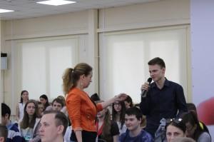 Общее дело в гостях у учащихся города КемероваОбщее дело в гостях у учащихся города Кемерова