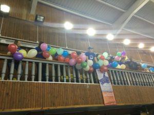 Общее дело на Веселые старты «Вперед к Победе» города Нягань ХМАО