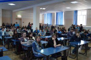 Общее дело в сельскохозяйственном техникуме города-курорта Анапа Краснодарского края
