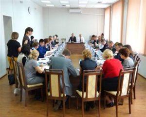 Репортаж телеканала Логос о прошедшем круглом столе в Костромой областной Думе