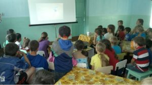 Общее дело в летнем оздоровительном лагере «Берёзка» г. Шилка Забайкальского края