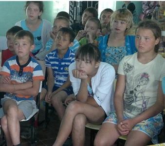 Общее дело в ГУСО СКЦСОН «Березка» поселка городского типа Кокуй Сретенского района Забайкальского края