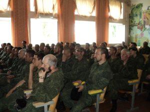 Общее дело в 6 отдельном мотострелковом полку 1 батальон в города Стаханова
