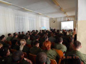 Общее дело в в/ч 2669 города Железногорска Красноярского края