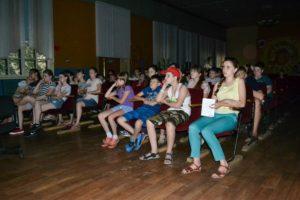 Общее дело в детском оздоровительном лагере «Липки» Белгородской области