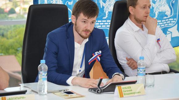 Общее дело на межвузовском молодёжном фестивале в Белгородской области
