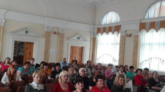 Презентация проекта «Здоровая Россия – Общее дело» для воспитателей общежитий образовательных учреждений республики Крым
