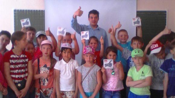 Общее дело в школе №19 города Новочебоксарска Чувашской республики