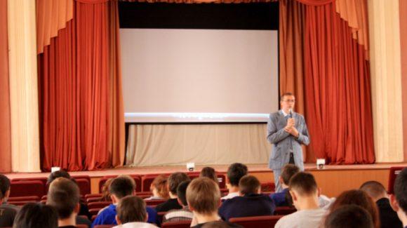 Реализация проекта «Здоровая Россия — Общее дело» на базе Воркутинского горно-экономического колледжа республики Коми