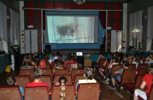 Общее дело в детском лагере «Липки» Белгородской области