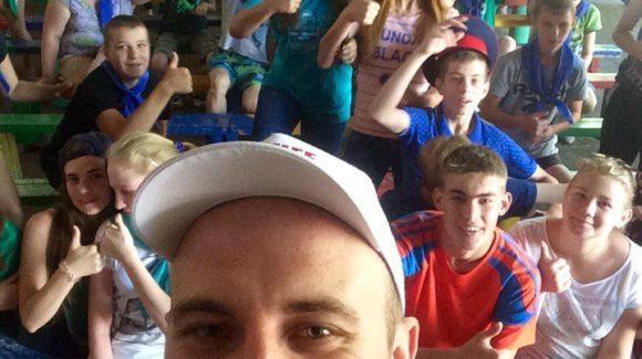 Общее дело в детском лагере «Чайка» Красноармейского района г. Волгограда Волгоградской области