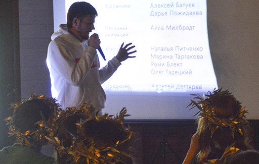 Общее дело в гостях у кино-клуба областной школы студенческого актива «Альтернатива» Белгородской области