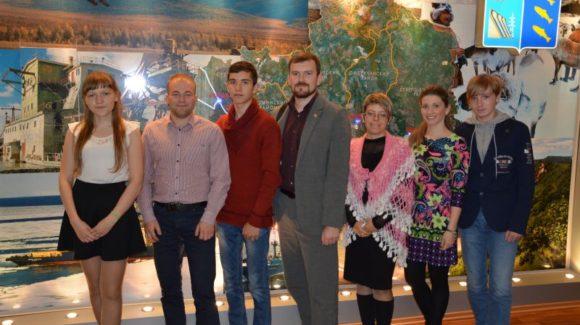 Общее дело на встрече с молодыми парламентариями Магаданской областной Думы