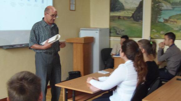 Общее дело в школе №25 города Орла