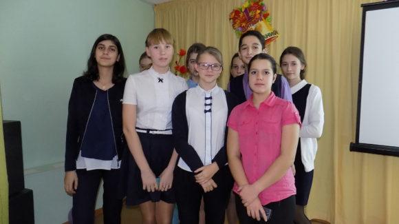 Общее дело  в школе поселка Московского Тюменского района
