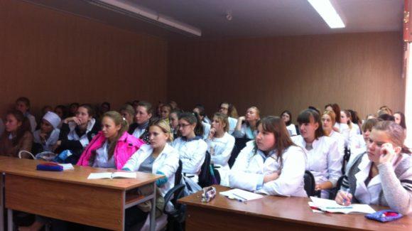 Общее дело в Рязанском медицинском колледже