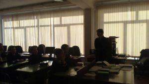 Общее дело в лицее №35 города Новокузнецка Кемеровской области