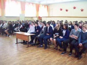 Общее дело в школе № 18 города Кинешмы Ивановской области