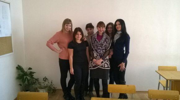 Общее дело в Великолукском лесо-техническом колледже Псковской области