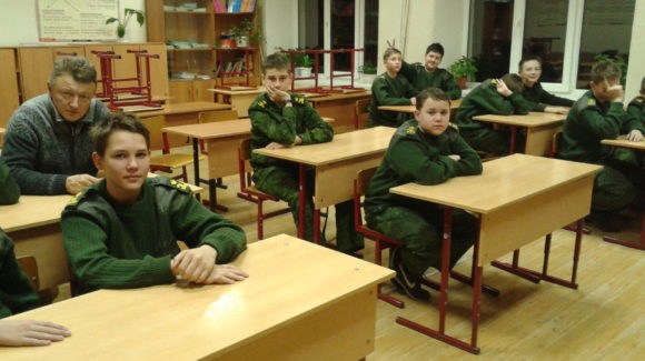 Общее дело в Воронежском Михайловском кадетском корпусе