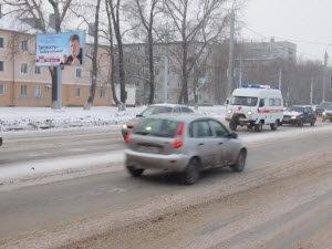 Материалы Общее дело на придорожных щитах города Ульяновска