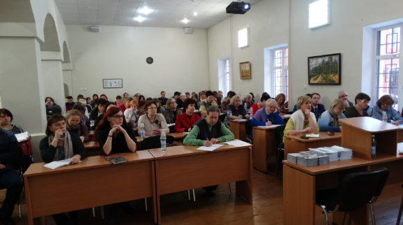 Презентация проекта «Здоровая Россия — Общее дело» для педагогов Псковской области